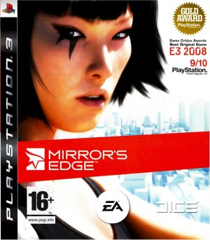 MIRRORS EDGE PS3 SONY PLAYSTATION 3