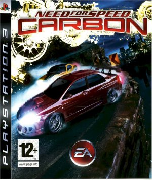 NEED FOR SPEED: CARBON PS3 SONY PLAYSTATION 3