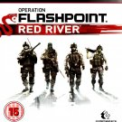 OPERATION FLASHPOINT RED RIVER PS3 SONY PLAYSTATION 3