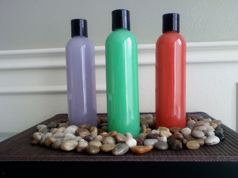 Item # 0210 Natural Handmade Body Wash