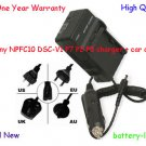 NP-FC11 Battery Charger For Sony NPFC10 DSC-V1 P7 P2 P5