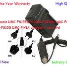 Battery Charger Panasonic DMC-FS15EB-A DMC-FS15GK DMC-FS15K DMC-FS15S DMC-FH3A