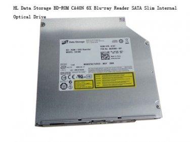 HL Data Storage BD-ROM CA40N 6X Blu-ray Reader SATA Slim Internal Optical Drive
