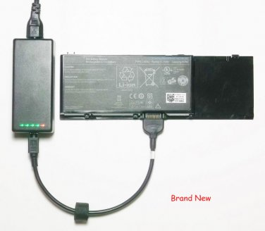 External Battery Charger for Dell Inspiron 1000 Inspiron 1200 Inspiron 2200 Latitude 110L 312-0334