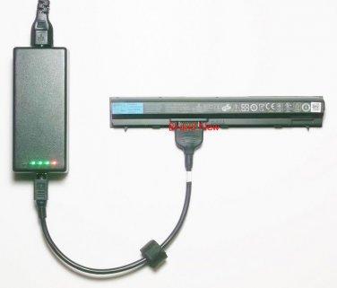 External Battery Charger for Dell Inspiron 11z  Mini 10 Mini 10 (1010) Mini 1011  Mini 10v