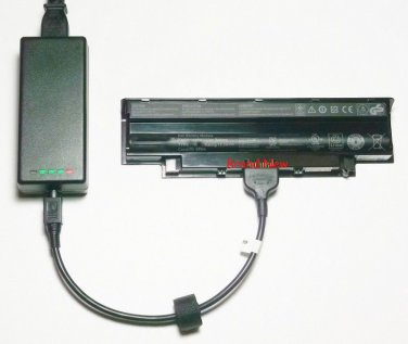 External Laptop Battery Charger for Dell Latitude D410 W6617 Y5179 Y5180 Y6142