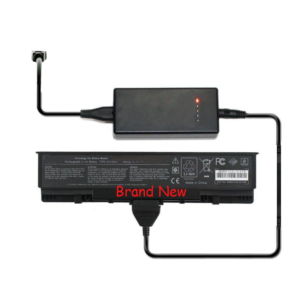 External Battery Charger for Asus A32-N55 N45E N45 N45S N45F N45J N45JC N45SJ N45SN Series