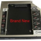 Pata Ide to Sata Hdd 12.7mm 2nd Hard Drive Caddy for Apple Powerbook G4 Ibook G4