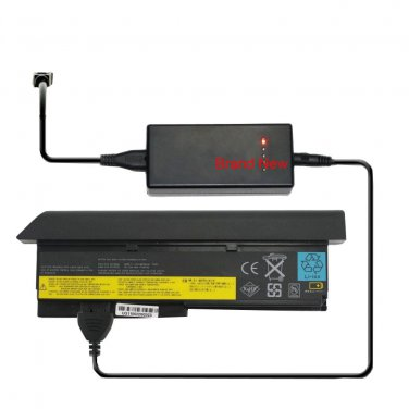 External Laptop Battery Charger for IBM Lenovo ThinkPad T440P T540P L440 L540 W540 Series