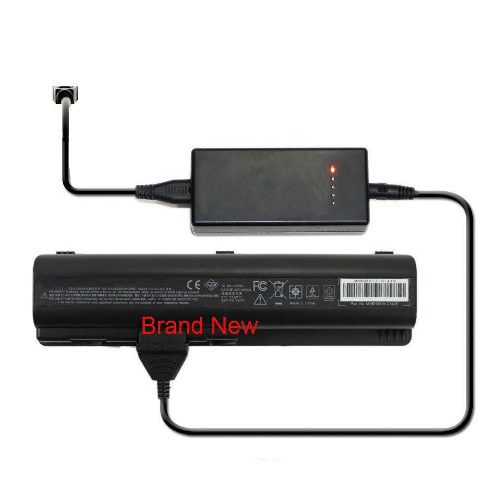 External Battery Charger for Hp HSTNN-W94C HSTNN-W95C HSTNN-W96C HSTNN-W97C HSTNN-W98C HSTNN-W99C