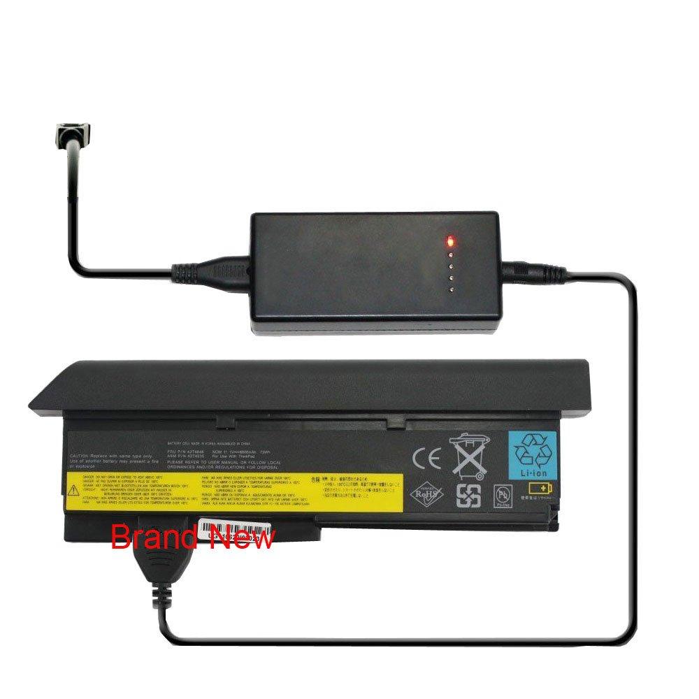 External Battery Charger for IBM Lenovo IdeaPad L11L6R02 L12L6E01 Y400 Y400N Y400P Y410 Y410N Y410P