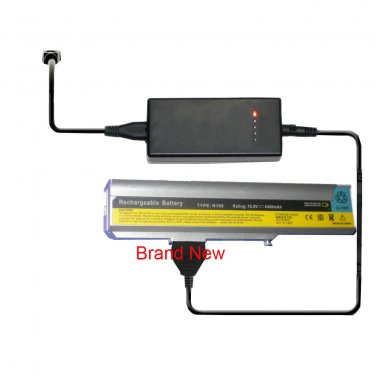 External Battery Charger For Lenovo 3000 Y310 Series 3000 Y310a Series ASM 121000614 FRU 121TS050Q