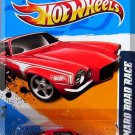 Hot Wheels - '70 Camaro Road Race - HW Performance '12 #144/247 (2012) *Red*