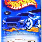Hot Wheels - Olds 442: Collector #242 (2000) *White Edition / PR5 Wheels*