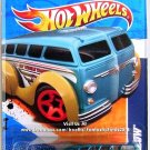 Hot Wheels - Low Flow: HW City Works '11 #6/10 - #175/244 *Teal Edition*
