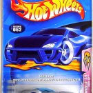 Hot Wheels - Pony-Up: Flamin' Hot Wheels #3/5 - Collector #062 (2003) *Silver*