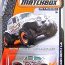 Matchbox - Volkswagen Beetle 4x4: MBX 2014 Collection *White Edition*