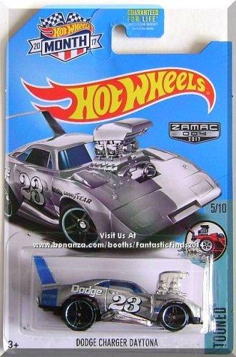 Hot Wheels - Dodge Charger Daytona: Tooned #5/10 - ZAMAC #004 (2017) *Walmart*