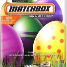 Matchbox - Snow Ripper: 2014 Easter Series #CLD12 *White Edition*