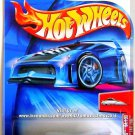 Hot Wheels - Crooze Fast Fuse: 2004 First Editions #64/100 - Collector #064