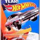 Hot Wheels - '67 Chevelle SS 396: 2016 Leap Year! Edition #93/250 *Gray Edition*