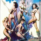 VHS - Barbarian Queen (1985) *Lana Clarkson / Katt Shea / Andrea Barbieri*