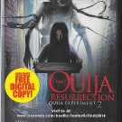 DVD - The Ouija Resurrection: Ouija Experiment 2 (2015) *Nicole Holt / Horror*