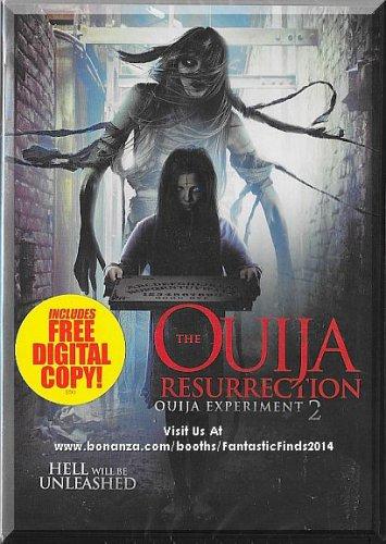 DVD - The Ouija Resurrection: Ouija Experiment 2 (2015) *Nicole Holt / Horror*