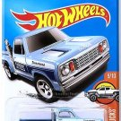 Hot Wheels - 1978 Dodge Li'l Red Express Truck: HW Hot Trucks #131/365 (2017)