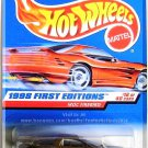 Hot Wheels - IROC Firebird: 1998 First Editions #16/40 - Collector #653 *Gold*