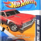 Hot Wheels - '67 Chevelle SS 396: Muscle Mania GM '12 #110/247 *Red Edition*