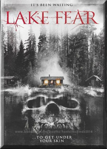 DVD - Lake Fear (2014) *Taylor Graham / Shanon Snedden / Jessica Willis*