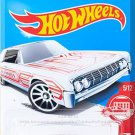 Hot Wheels - '64 Lincoln Continental: '17 Red Edition #5/12 *Target Exclusive*