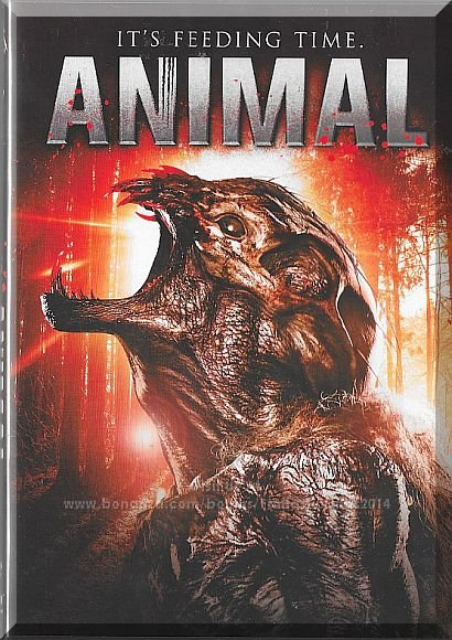 DVD - Animal (2014) *Elizabeth Gillies / Joey Lauren Adams / Keke Palmer*