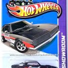 Hot Wheels - '67 Camaro: HW Showroom 2013 - HW Performance #244/250 *Black*