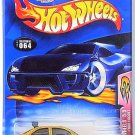 Hot Wheels - Ford Escort: Flamin' Hot Wheels #5/5 - Collector #064 (2003) *Gold*