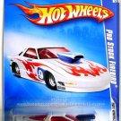 Hot Wheels - Pro Stock Firebird: Hot Wheels Racing '09 #06/10 - #072/166 *White*