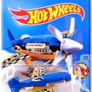 Hot Wheels - Mad Propz: Sky Show #5/5 - #140/250 (2016) *Blue/Yellow Edition*
