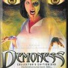 DVD - Demoness: Collector's Edition (2002) *Lorena Gutierrez / Shock-O-Rama*
