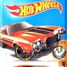 Hot Wheels - '72 Ford Gran Torino Sport: Muscle Mania #2/10 - #122/250 (2016)