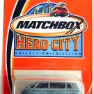 Matchbox - Volkswagen Microbus: Hero City Collection #72 (2002) *Blue Edition*
