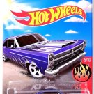 Hot Wheels - '66 Ford 427 Fairlane: HW Flames #5/10 - #95/250 (2016) *Exclusive*