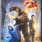 DVD - Fantastic 4 (2015) *Kate Mara / Miles Teller / Marvel Comics*