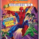 VHS - Spider-Man: Insidious Six (1995) *100 Minute Animated Adventure / Marvel*