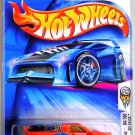Hot Wheels - Off Track: 2004 First Editions #84/100 - Collector #084 *Orange*