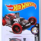 Hot Wheels - Fangula: Fright Cars #4/5 (2017) *Black Edition / Treasure Hunt*