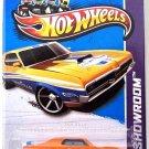 Hot Wheels - '69 Mercury Cougar Eliminator: HW Showroom #243/250 *Orange*