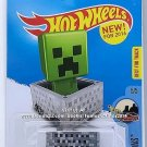 Hot Wheels - Minecart: HW Ride-Ons #5/5 - #70/250 (2016) *Minecraft / Gray*