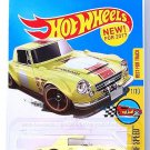 Hot Wheels - Fairlady 2000: Legends Of Speed #1/10 - #22/365 (2017) *Yellow*