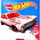 Hot Wheels - '68 Chevy Nova: Red Edition #8/12 (2017) *White Edition / Target*